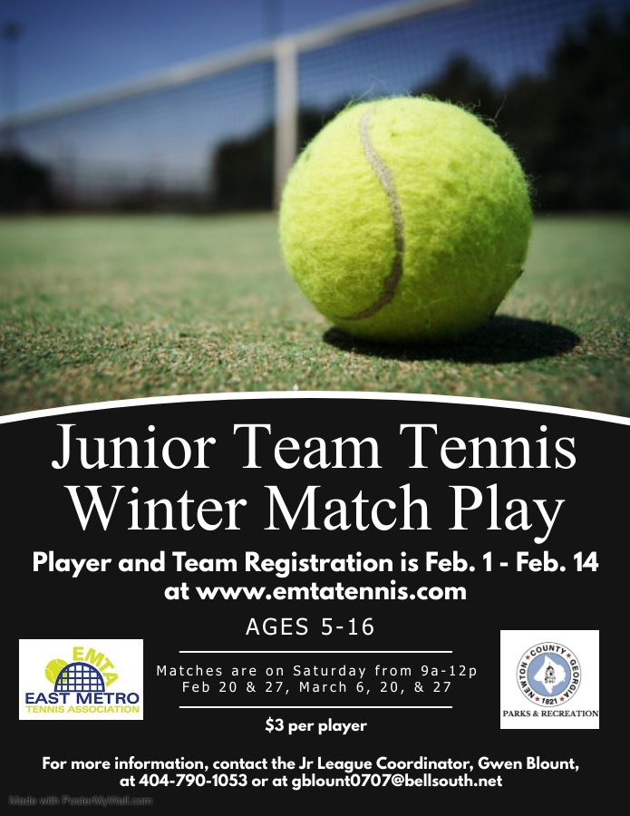 Tennis Winter Match Play