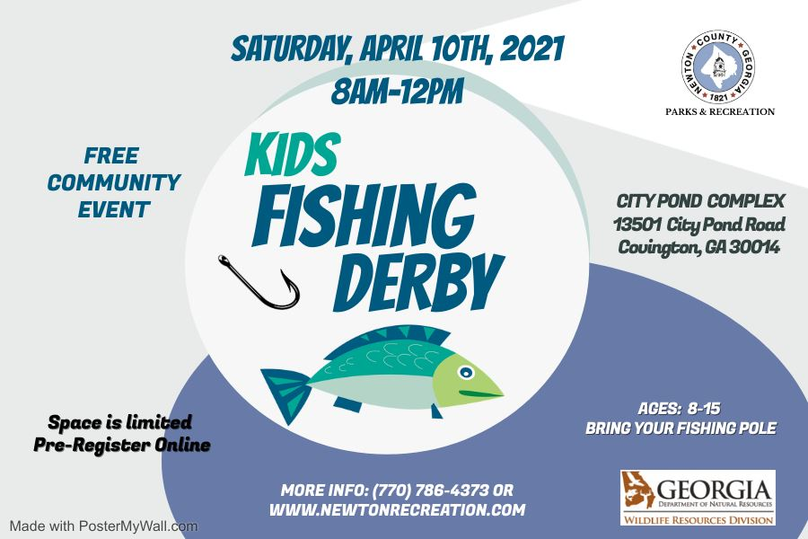 2021 April Fishing Derby